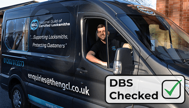 Are all Locksmiths Safe? What is a DBS Check?